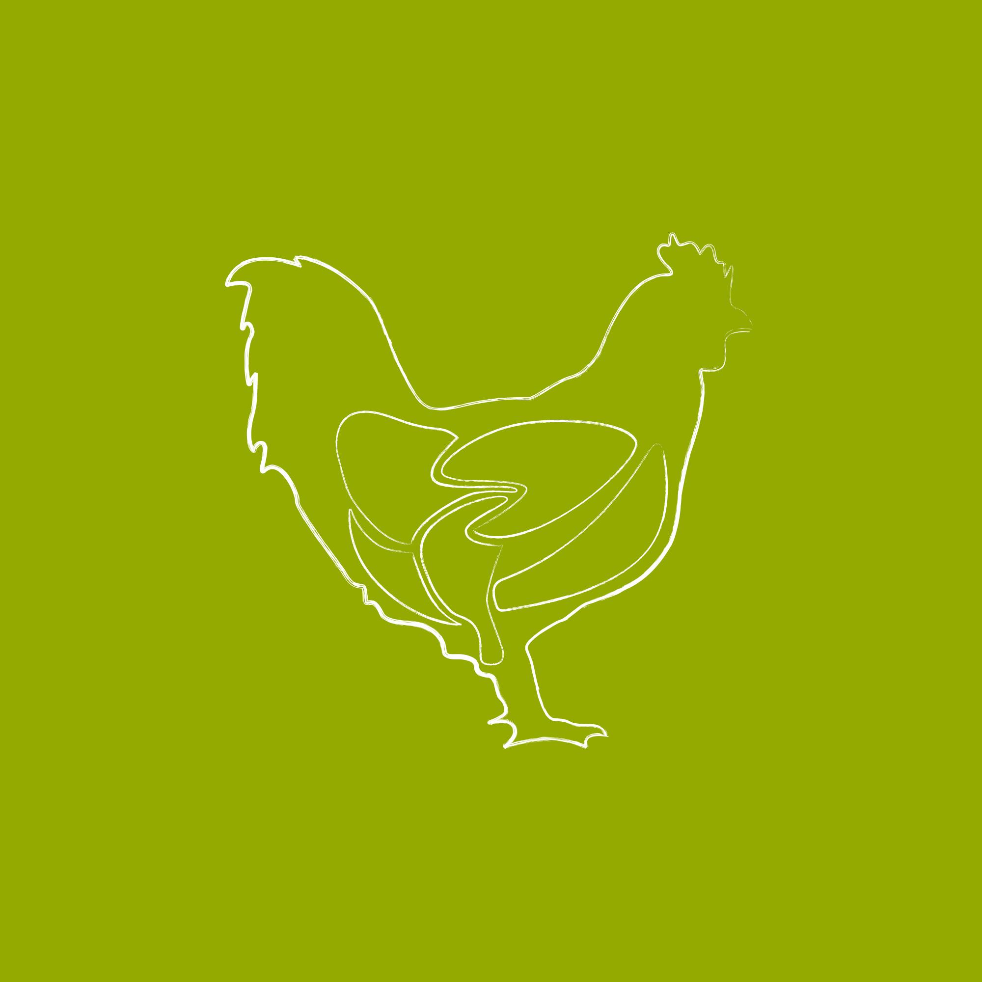 Bio-Hühnerfleisch
